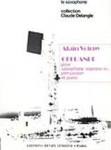 Voirpy Alain - Offrande - Saxophone,percu,piano