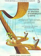 Rivoal Y./ Garson C. - Chansons Et Danses D