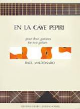Maldonado Raul - En La Caye Pepiri - 2 Guitares