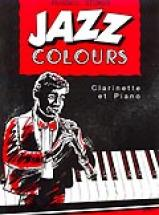 Stokes Russell - Jazz Colours - Clarinette, Piano
