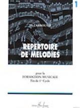 Labrousse Marguerite - Répertoire De Mélodies Vol.1