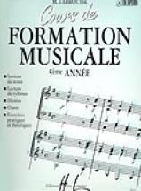 Labrousse Marguerite - Cours De Formation Musicale Vol.5