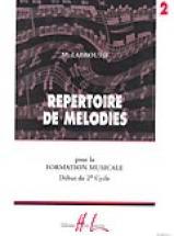 Labrousse Marguerite - Répertoire De Mélodies Vol.2