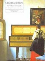 Rimsky-korsakov N. - Vol Du Bourdon - Piano