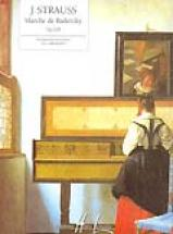 Strauss J. - Marche De Radetzky Op.228 - Piano