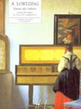 Lortzing Albert - Danse Des Sabots Extrait Du Tsar Et Le Charpentier - Piano