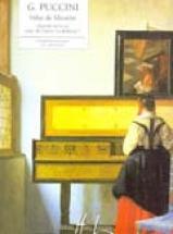 Puccini Giacomo - Valse De Musette Extrait De La Bohème - Piano