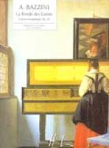 Bazzini Antonio - Ronde Des Lutins Op.25 - Piano