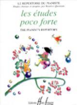 Quoniam Béatrice - Poco Forte Etudes - Piano