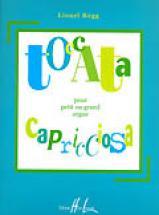 Rogg Lionel - Toccata Capricciosa - Orgue