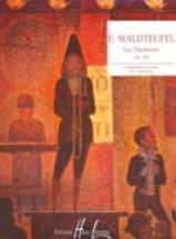Waldteufel Emile - Patineurs Op.183 - Piano