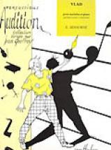 Sejourne Emmanuel - Vlad - Marimba, Piano