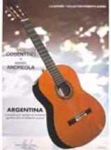 Cosentino Saul - Argentina - Guitare, Piano