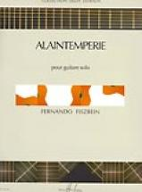 Fiszbein Fernando - Alaintempérie - Guitare