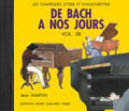 Herve C./ Pouillard J. - De Bach A Nos Jours Vol.5b - Cd Seul - Piano