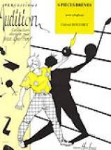 Bouchet Gabriel - Pieces Breves (6) - Xylophone