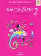 Quoniam Béatrice - Mezzo Forte Vol 2 - Piano