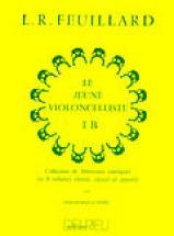 Feuillard Louis R. - Jeune Violoncelliste (le) Vol.1b