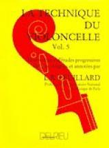 Feuillard Louis R. - Technique Du Violoncelle Vol.5