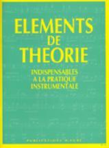 Jouve-ganvert Sophie - Eléments De Théorie