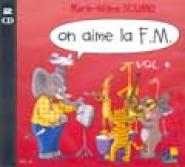 Siciliano Marie-helene - On Aime La F.m. Vol.4 - Cd Seul