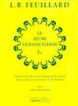 Feuillard Louis R. - Jeune Violoncelliste (le) Vol.2a