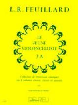 Feuillard Louis R. - Jeune Violoncelliste (le) Vol.3a