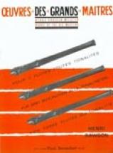 FLUTE A BEC 3 Flûtes à bec (trio) : Livres de partitions de musique