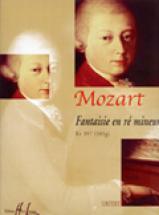 Mozart W.a. - Fantaisie Kv397 En Ré Min. - Piano