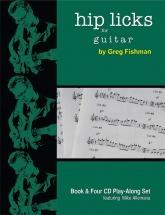 Fishman G. - Hip Licks For Guitar + 4 Cd