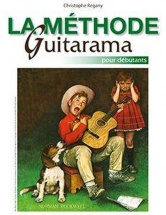 Regany Christophe - La Methode Guitarama
