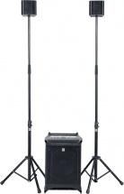 Hk Audio Lucas Nano 608i + Stands + Cables