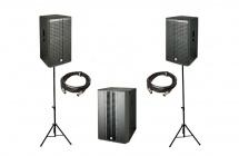 Hk Audio Pack 150-200 Personnes Hk Linear 5 - 2000w Rms Avec Sub