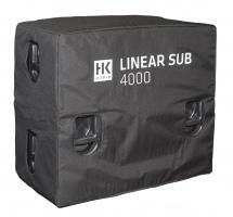 Hk Audio Housse De Protection Pour Lsub-4000a