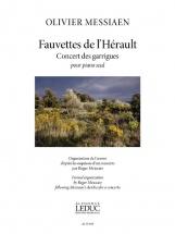 Olivier Messiaen - Les Fauvettes De L