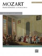 Wolfgang Amadeus Mozart - Piano Sonatas 1