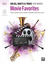 Solos, Duets And Trios For Winds: Movie Favorites
