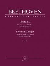 Sonate Pour Piano Forte Et Violon Op. 47