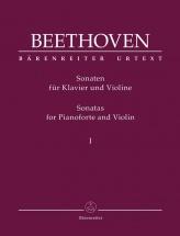 Sonates Pour Piano Forte Et Violon Op. 12
