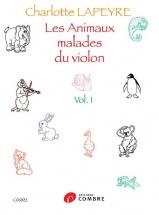 Charlotte Lapeyre - Les Animaux Malades Du Violon Vol.1