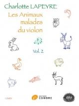 Charlotte Lapeyre - Les Animaux Malades Du Violon Vol.2