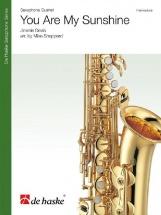 Jimmie Davis - You Are My Sunshine - Quatuor De Saxophones