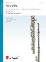 Alan Menken - Aladdin - Quatuor De Flûtes Traversières