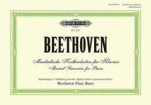 Ludwig Van Beethoven - Musical Souvenirs For Piano - Piano