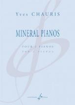 Mineral Pianos - 2 Pianos