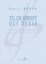 Beffa Karol - Tel Un Serpent Qui Danse - Saxophone