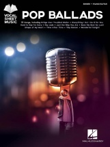 Pop Ballads - Piano, Voix, Guitare