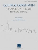 George Gershwin - Rhapsody In Blue - 2 Pianos, 4 Mains