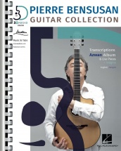 Pierre Bensusan - Guitar Collection - Guitare