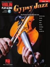 Gypsy Jazz - Violon - Violin Play-along Volume 80